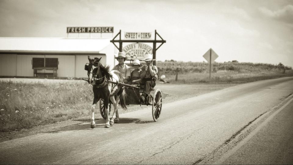 Amish-Berlin